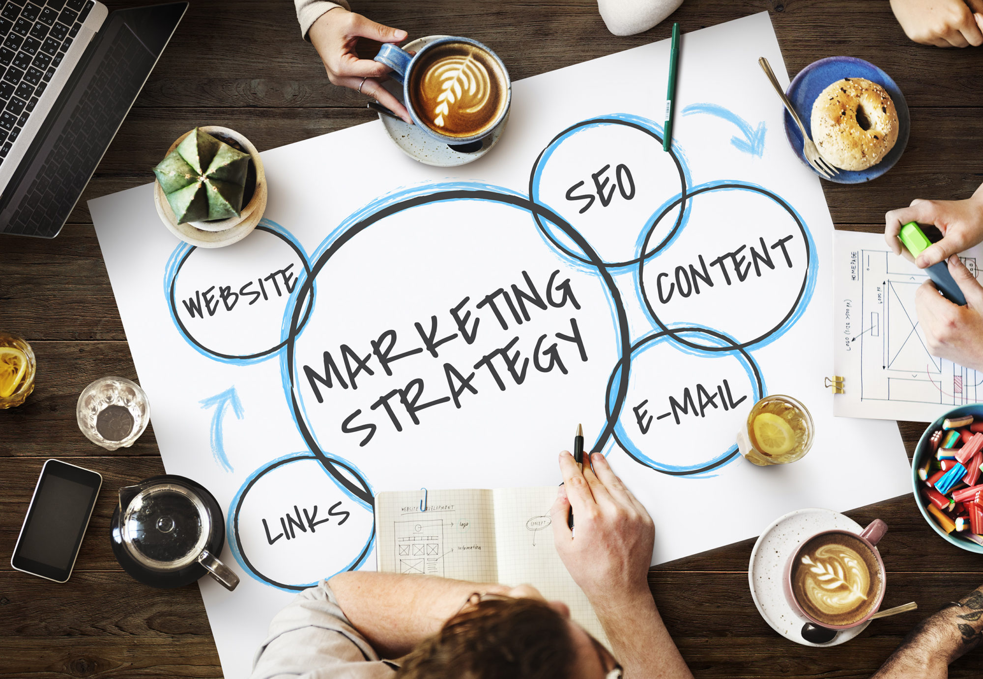 Strategie Marketing VED Consulting